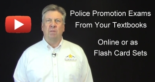 YouTube Police Writen Promotional Exam
