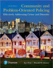 Community and Problem-Oriented Policing - Effectively Addressing Crime and Disorder - Peak 7E