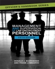 Management and Supervision of Law Enforcement Personnel - Schroeder, Lombardo 5th Edition 2013