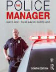 The Police Manager - Green - Lynch - 8th Edition