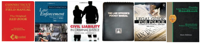 police legal exams Law Officers Pocket Manual