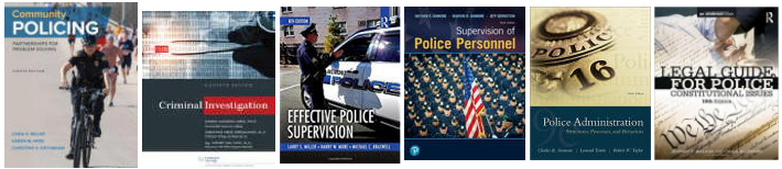 police promotion textbooks