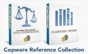 California Peace Officers Legal Sourcebook Codes