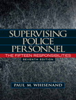 promotion exam online for supervisiing police personnel the fifteen responsibilities