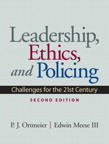 police promotion exam from leadership ethics and policing